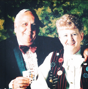 Founders, Mr. & Mrs. Accettura.
